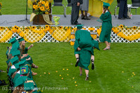 4102 Vashon Island High School Graduation 2014 061414