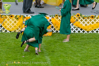 4103 Vashon Island High School Graduation 2014 061414