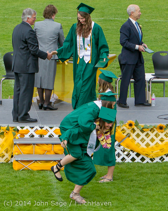 4113 Vashon Island High School Graduation 2014 061414