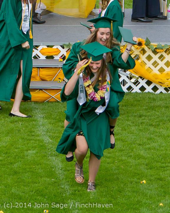 4116 Vashon Island High School Graduation 2014 061414