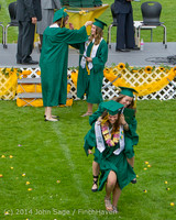 4119 Vashon Island High School Graduation 2014 061414