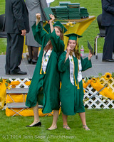 4120 Vashon Island High School Graduation 2014 061414