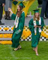 4121 Vashon Island High School Graduation 2014 061414
