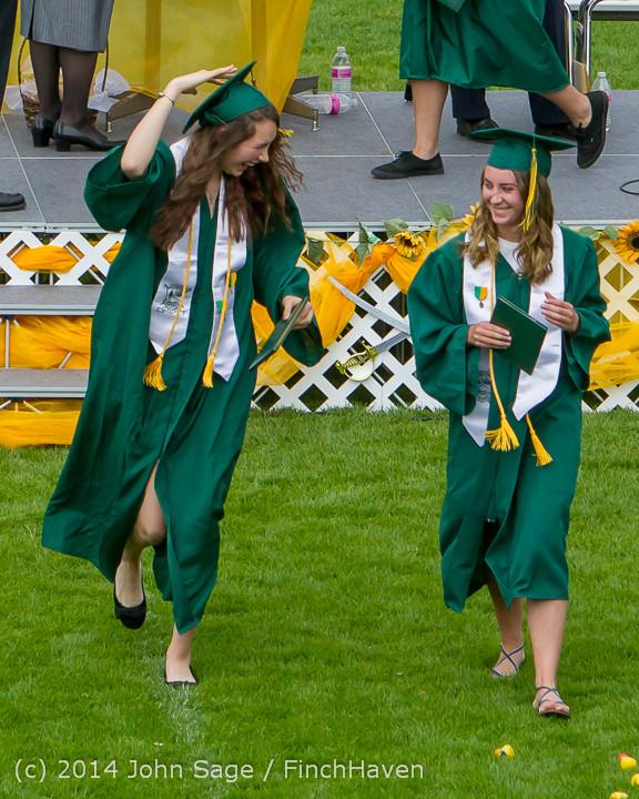 4122 Vashon Island High School Graduation 2014 061414