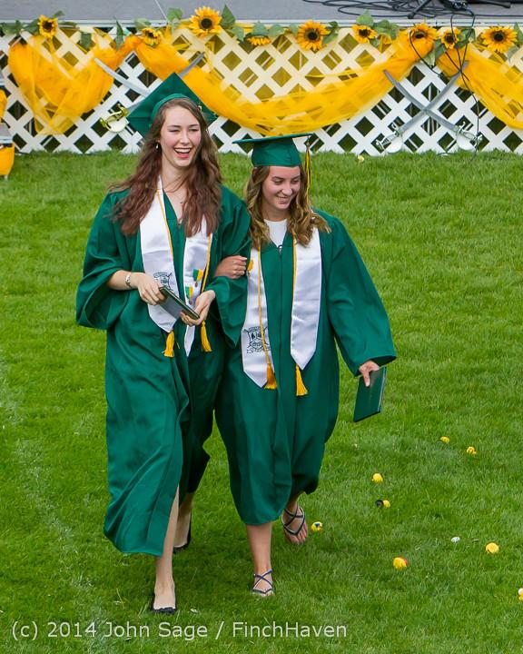 4123 Vashon Island High School Graduation 2014 061414