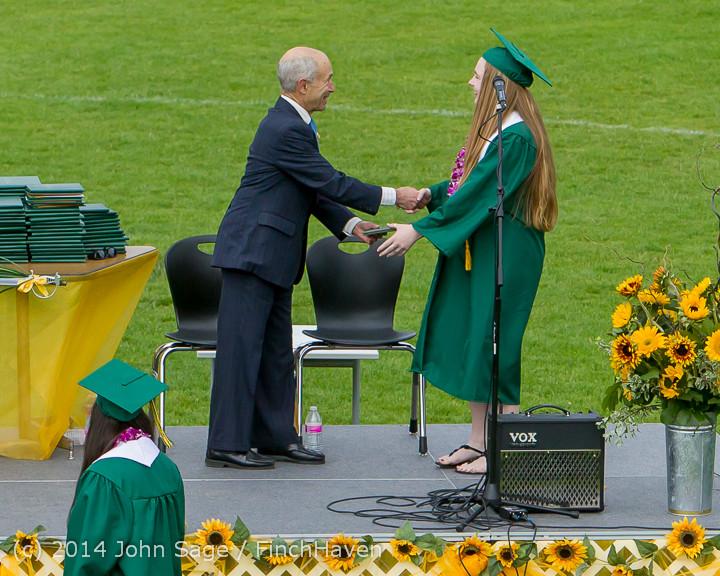 4136 Vashon Island High School Graduation 2014 061414