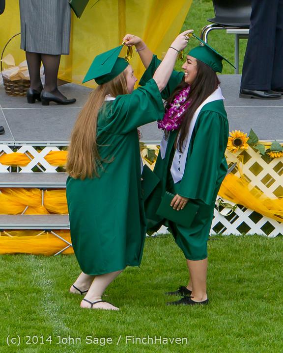 4147 Vashon Island High School Graduation 2014 061414