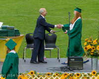 4158 Vashon Island High School Graduation 2014 061414