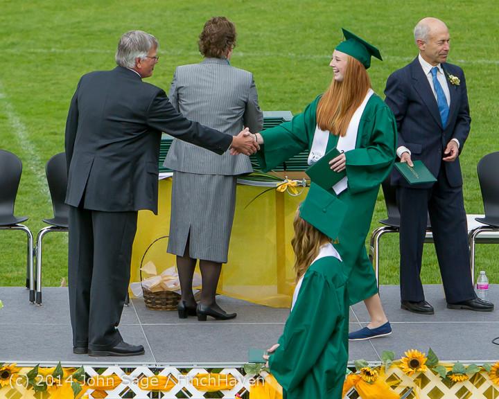 4162 Vashon Island High School Graduation 2014 061414