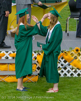 4165 Vashon Island High School Graduation 2014 061414