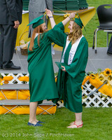 4166 Vashon Island High School Graduation 2014 061414
