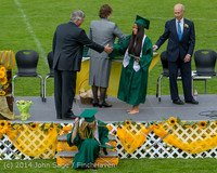 4186 Vashon Island High School Graduation 2014 061414