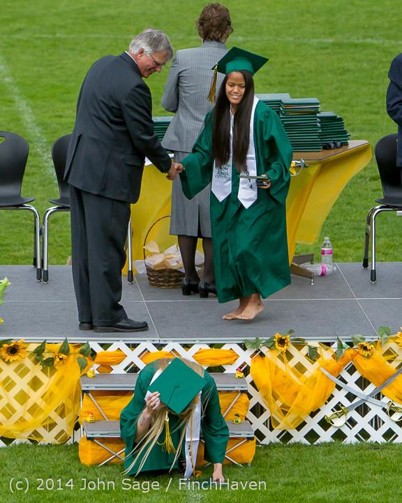 4187 Vashon Island High School Graduation 2014 061414