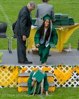 4188 Vashon Island High School Graduation 2014 061414