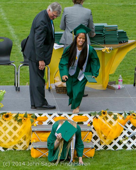 4188 Vashon Island High School Graduation 2014 061414