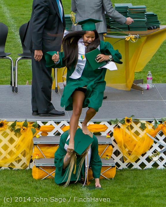 4189 Vashon Island High School Graduation 2014 061414