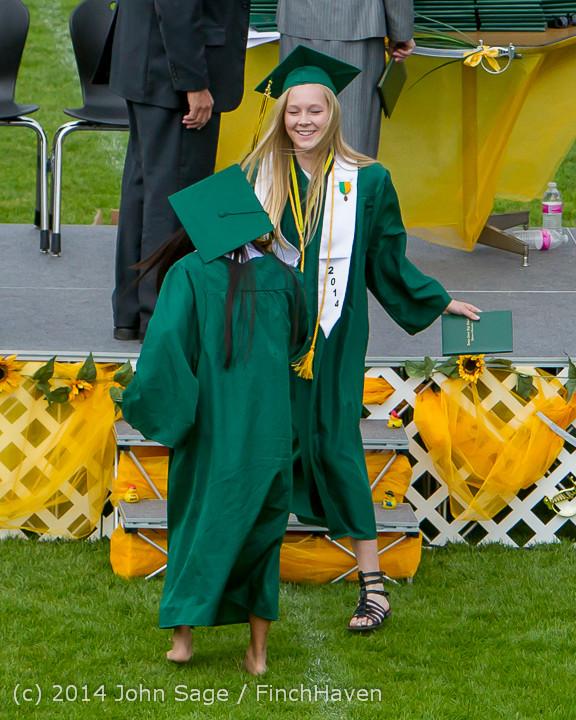 4193 Vashon Island High School Graduation 2014 061414