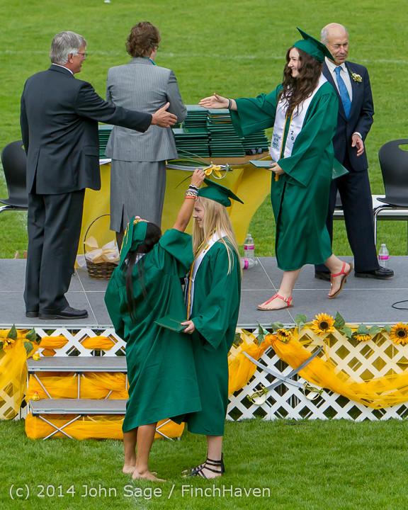 4199 Vashon Island High School Graduation 2014 061414
