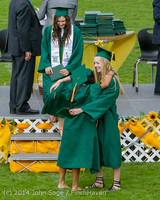 4203 Vashon Island High School Graduation 2014 061414