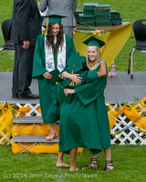 4204 Vashon Island High School Graduation 2014 061414