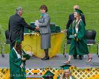 4210 Vashon Island High School Graduation 2014 061414
