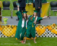 4219 Vashon Island High School Graduation 2014 061414