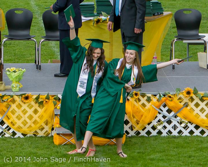 4220 Vashon Island High School Graduation 2014 061414