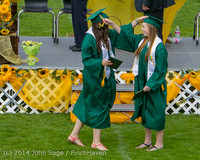 4224 Vashon Island High School Graduation 2014 061414
