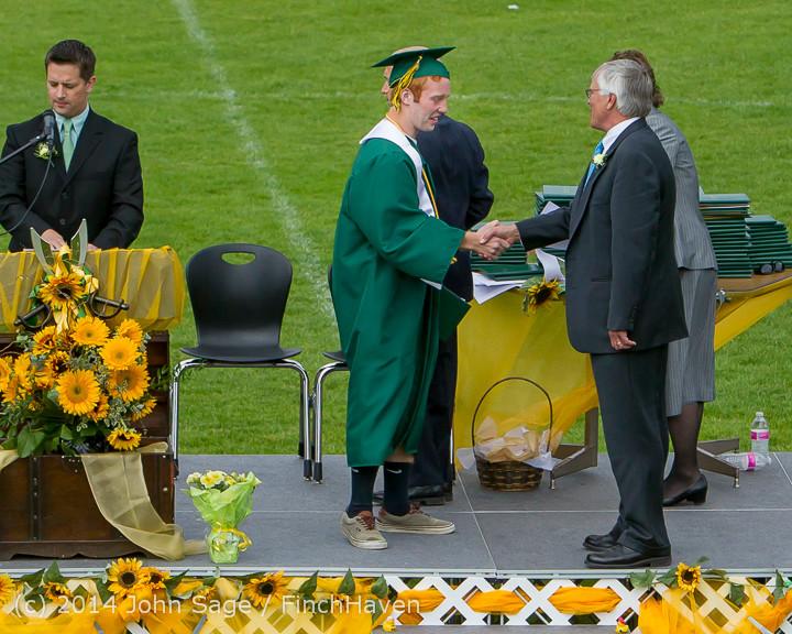 4229 Vashon Island High School Graduation 2014 061414