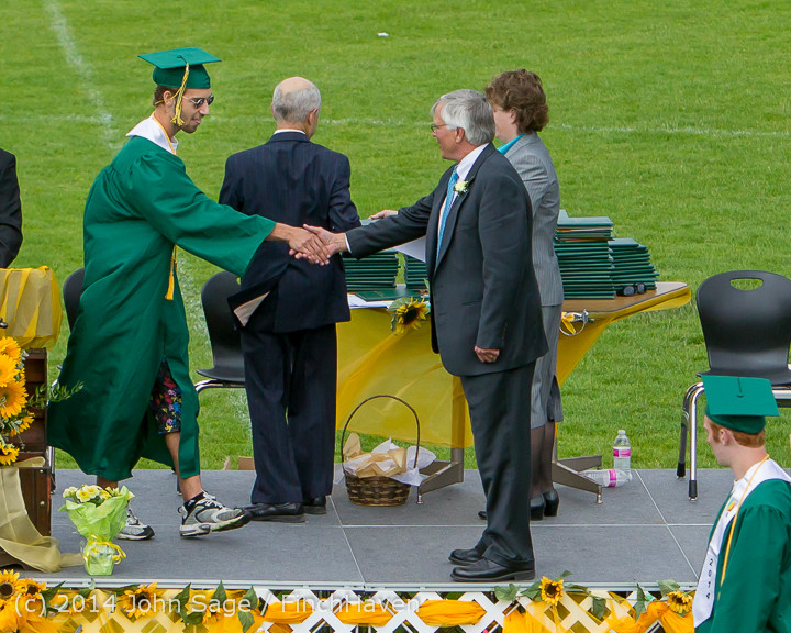 4231 Vashon Island High School Graduation 2014 061414