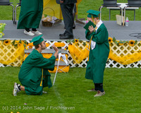 4233 Vashon Island High School Graduation 2014 061414