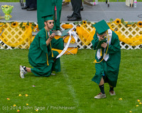 4235 Vashon Island High School Graduation 2014 061414