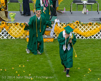 4236 Vashon Island High School Graduation 2014 061414