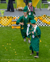 4237 Vashon Island High School Graduation 2014 061414
