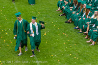 4238 Vashon Island High School Graduation 2014 061414