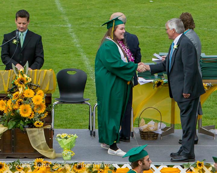 4247 Vashon Island High School Graduation 2014 061414