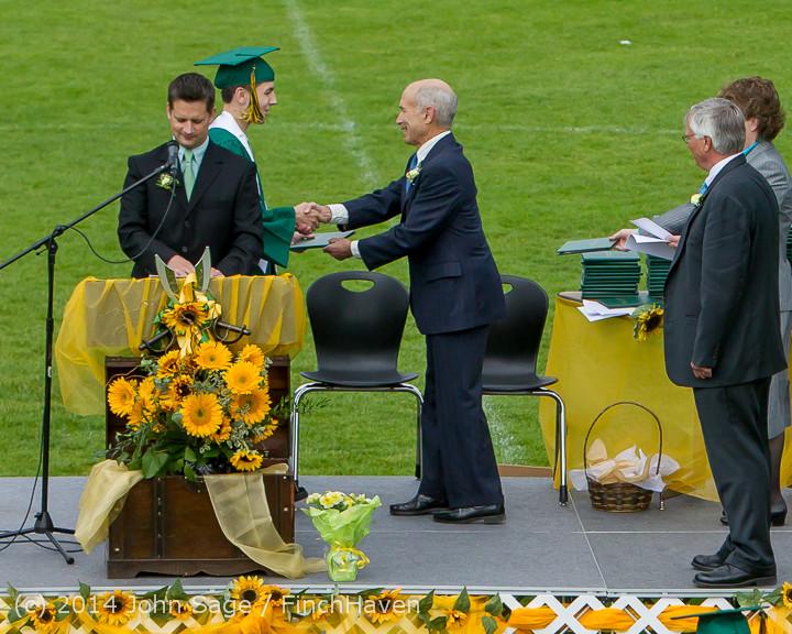 4257 Vashon Island High School Graduation 2014 061414