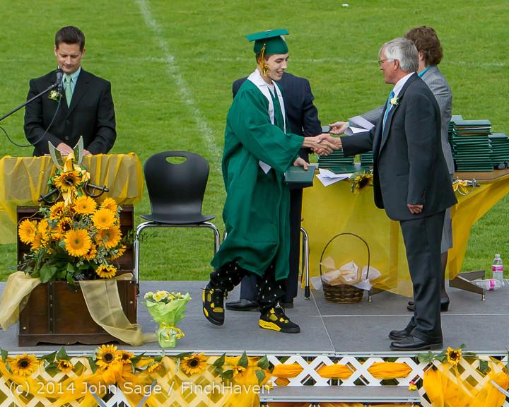 4258 Vashon Island High School Graduation 2014 061414