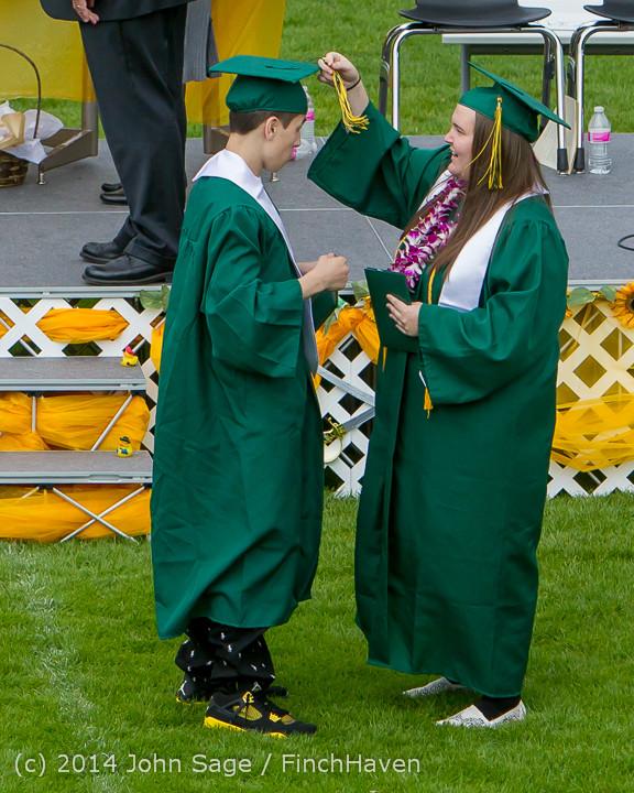 4259 Vashon Island High School Graduation 2014 061414