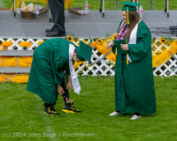 4260 Vashon Island High School Graduation 2014 061414