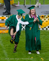4273 Vashon Island High School Graduation 2014 061414
