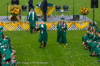 4276 Vashon Island High School Graduation 2014 061414