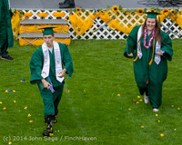 4279 Vashon Island High School Graduation 2014 061414