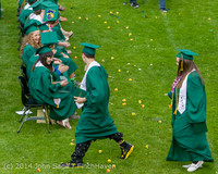 4280 Vashon Island High School Graduation 2014 061414