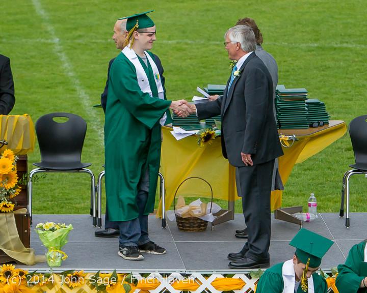 4286 Vashon Island High School Graduation 2014 061414