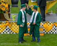 4289 Vashon Island High School Graduation 2014 061414