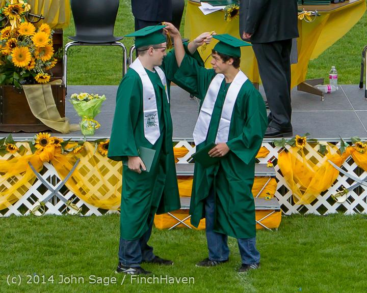 4289 Vashon Island High School Graduation 2014 061414