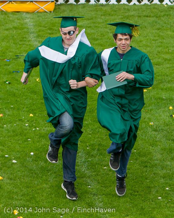 4290 Vashon Island High School Graduation 2014 061414