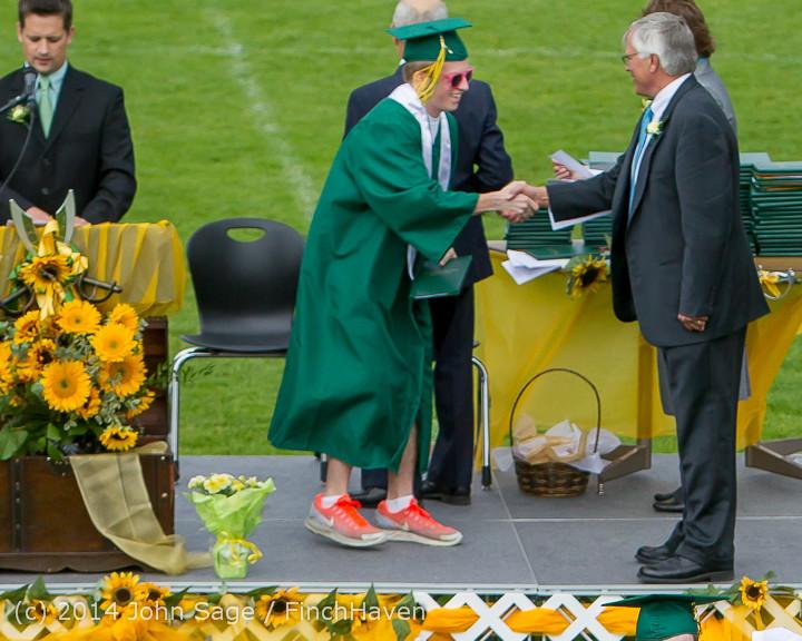 4293 Vashon Island High School Graduation 2014 061414
