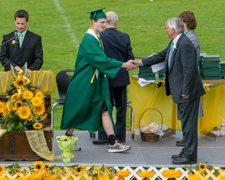 4304 Vashon Island High School Graduation 2014 061414